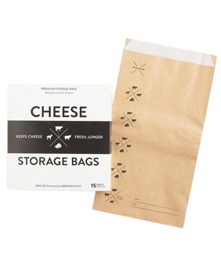 Paper Cheese Storage Bags