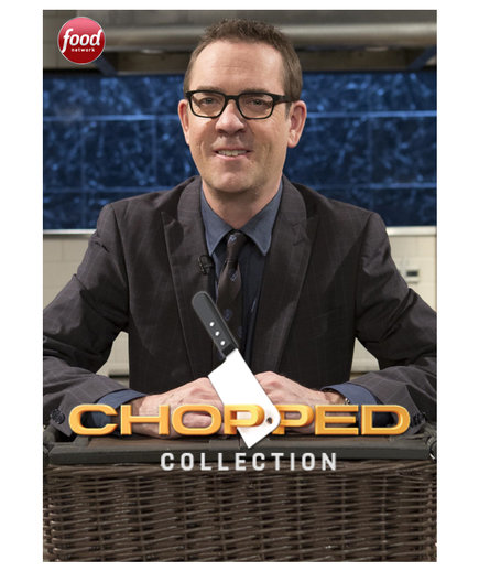 "Chopped, Collection 2, Episode 20 ""Waste Not"""