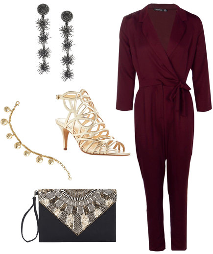 Holiday Outfits: Cocktail