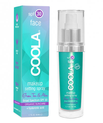 Coola Face SPF 30 Makeup Setting Spray