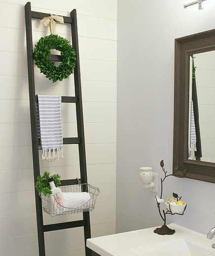 Clever Organizing Solutions For Even The Tiniest Bathroom Real Simple