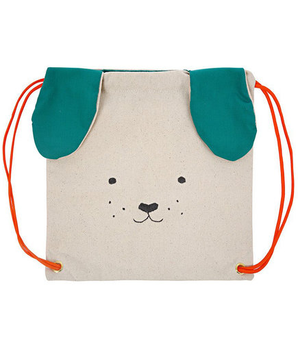 Sunday In Color Dog Backpack