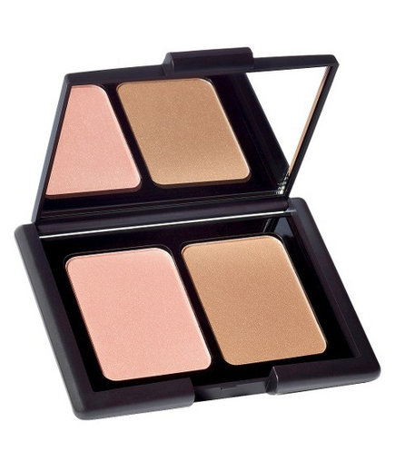 e.l.f. Studio Contouring Blush & Bronzing Powder in St. Lucia