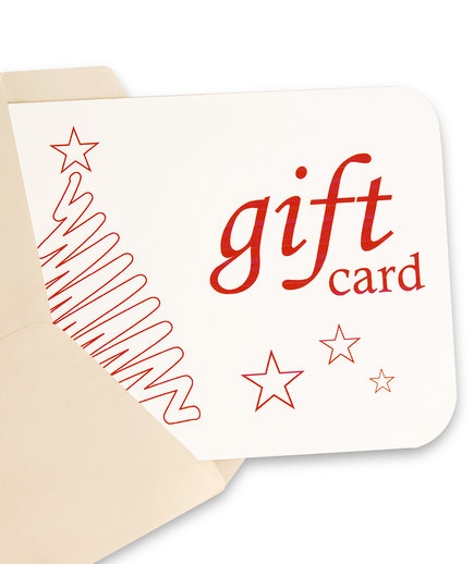 Christmas Gift Card for Gifts