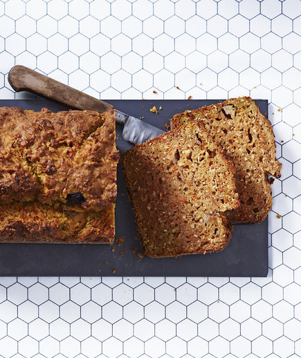 Quick Bread Gluten-Free Carrot Coconut Bread