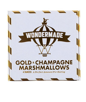 Wondermade Gold + Champagne Marshmallows