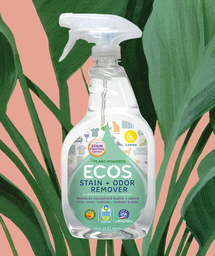 Green Cleaning Products - ECOS tout