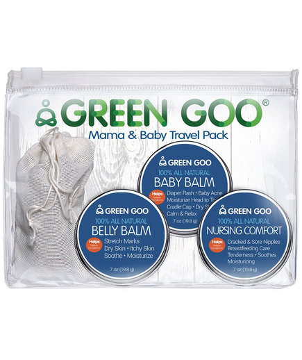 Green Goo Mama & Baby Travel Set