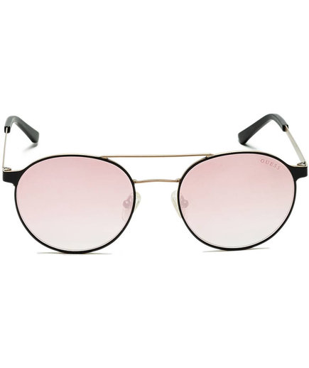 Guess Eye Candy Round Sunglasses