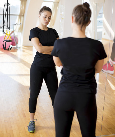 Fit Ladies Who Work Out And Have: Real Simple