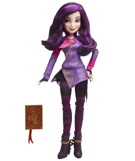 Hasbro Disney Descendants Villain Descendants Signature Mal Doll