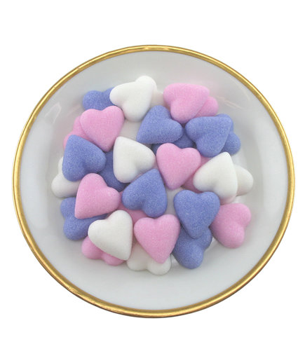 Heart-Shaped Sugar Cubes