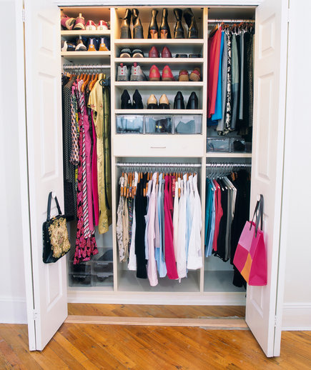 How to Organize Shoes neat closet