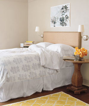 decorate a bedroom. bedroom 23 Decorating Tricks for Your Bedroom  Real Simple