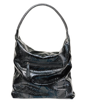 Carlos Falchi faux-snakeskin bag from Target