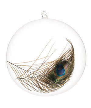 Floating feather ornament by Jason Home & Garden