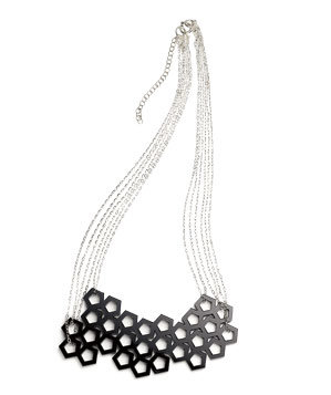 Cellular Necklace by Brevity