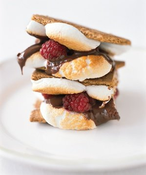 Clone of Raspberry S'mores (s'mores list)