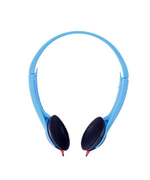 Skull Candy Icon Blue Headphones