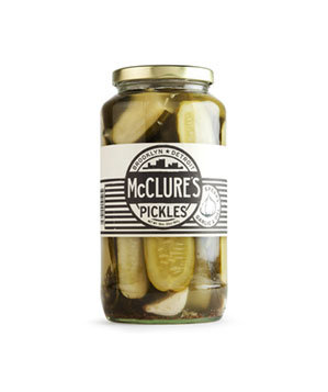 McClure's Garlic Pickles