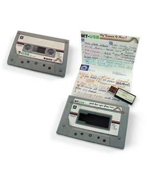Mix Tape USB Flash Drive