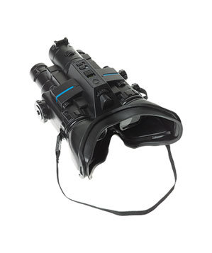 Night-vision binoculars