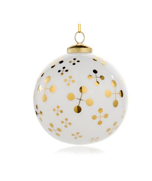 Jonathan Adler 2010 Heart Ornament