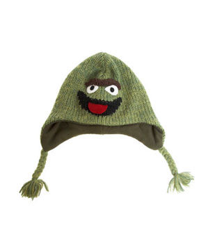 Oscar the Grouch Hat