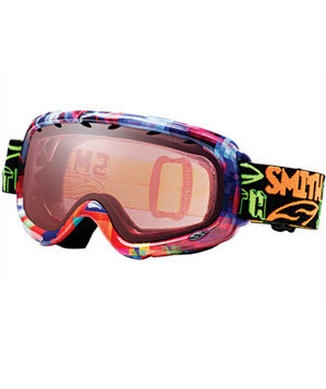 Smith Gambler Graphic Goggle