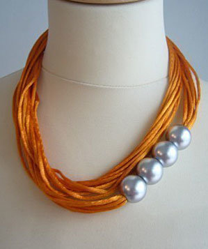 Stavroula necklace