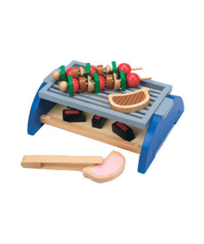 Kids toy grill