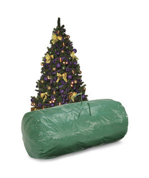 artificial tree storage bag - Plastic Christmas Tree Storage Box