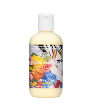 Jeff Koons for Kiehl's Limited Edition Creme de Corps