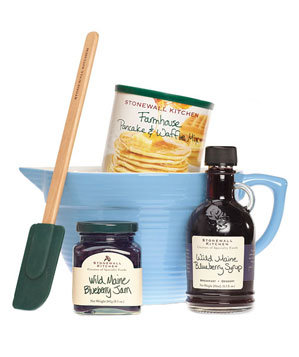 Blueberry Batter Bowl Gift Set