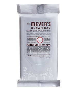 Mrs. Meyer's Lavender Surface Wipes