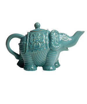 Calypso St. Barth for Target ceramic teapot