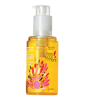Free Your Mane Restorative Hair Oil