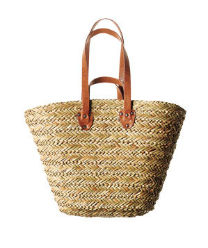 Coldwater Creek Seagrass Tote