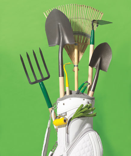 gardening-tools-golf-bag