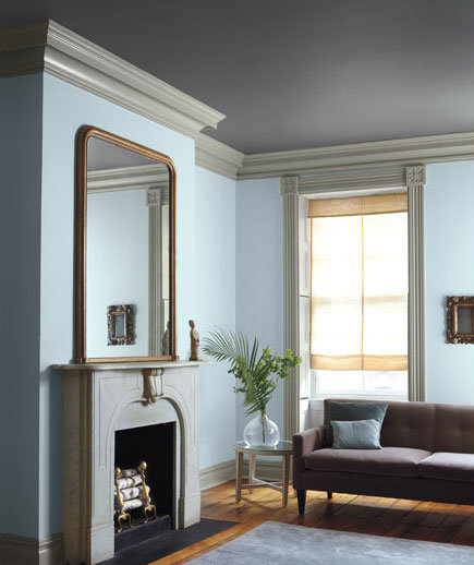 Pale Blue Dark Gray Light Gray  Color Combinations for Your