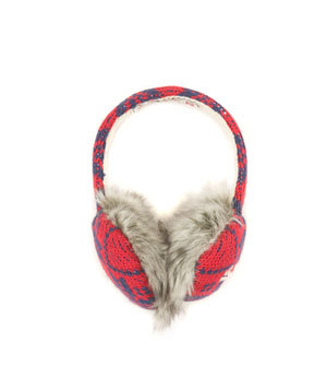 Ski Lodge Earmuffs