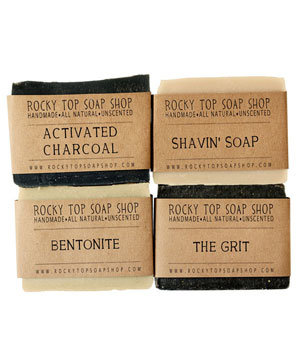Manly Man Soap Set