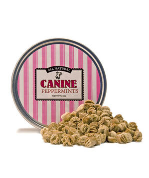 Canine Peppermints