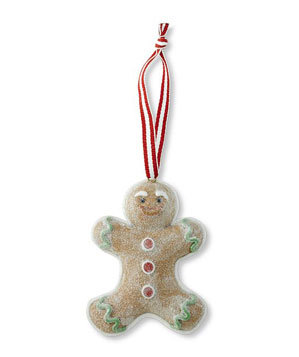 Christmas Cookie Dough Ornament