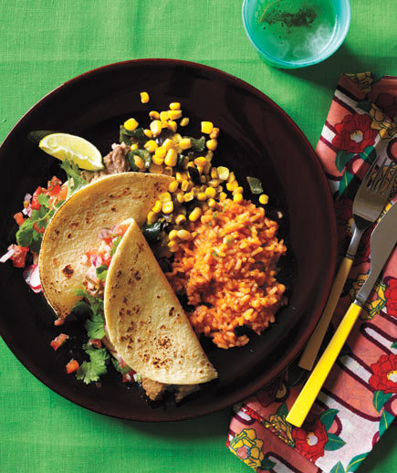 mexican dinner ideas mexican dinner menu real simple 12517