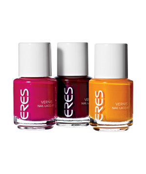 Eres Nail Polishes in Bengale, Damas, and Soufi