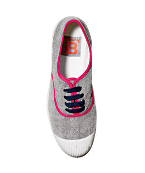 Bensimon Cotton Sneakers