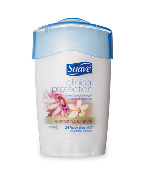 Suave Everlasting Sunshine Clinical Protection PROsolid