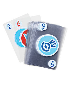 Kikkerland PVC Playing Cards