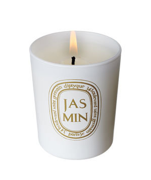Diptyque Mini Frosted Jasmin Candle